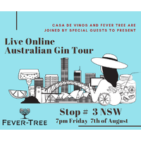Live Online Australian Gin Tour - Stop Three NSW