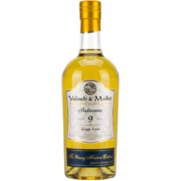 Aultmore 9 Years Old Bourbon Cask By Valinch & Mallet 700ml