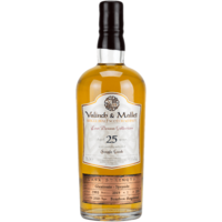 Glenlossie 25 Years Old Bourbon Cask By Valinch &  Mallet 700ml