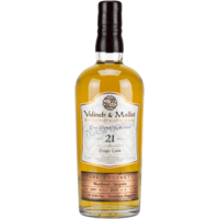 Wardhead 21 Years Old Bourbon Cask By Valinch &  Mallet 700ml