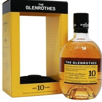 The Glenrothes 10 Years Old Speyside Single Malt Scotch Whisky 700ml