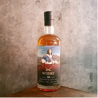 Blair Athol 30 Years Old 1988 'The Clans' Single Malt Scotch Whisky 700ml By Sansibar