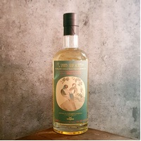 "Teaninich 12 Years Old 2006 Bourbon Cask ""Chinese Birds"" Single Malt Scotch Whisky 700ml By Sansibar and Spirits Shop Selection"