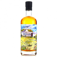 Secret Highland 13 Years Old 2007 Finest Whisky Berlin Single Malt Scotch Whisky 700ml By Sansibar