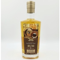 Panamanian Rum 5 Years Private Reserve 700ml By Sansibar
