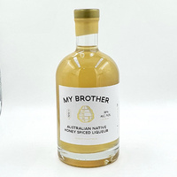 My Brother Australian Native Honey Spiced Liqueur 700ml