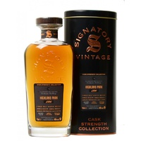 Highland Park 26 Years Old 1990 Sherry Butt Single Malt Scotch Whisky By Signatory 700ml