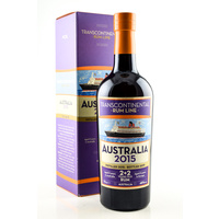 Australia Rum 2015 Transcontinental Line Rum by La Maison Du Whisky 700ml