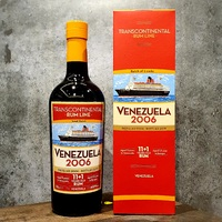 Venezuela Rum 2006 Small Batch Transcontinental Line Rum by La Maison Du Whisky 700ml