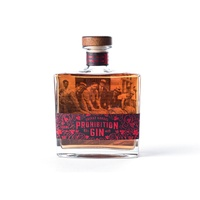 Prohibition Shiraz Barrel Aged Gin 500ml
