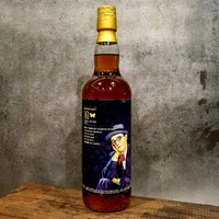 Finest Tennessee Bourbon Whiskey 15 Years Old 2003 By The Whisky Agency 700ml