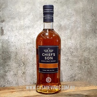 Chief's Son 900 Sweet Peat 45% Release 5 'Barrel 96' Australian Single Malt Whisky 700ml