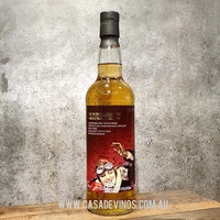 Croftengea/Loch Lomond 12 Years Old 2007 By The Whisky Agency Single Malt Scotch Whisky 700ml