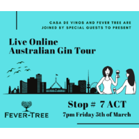 Live Online Australian Gin Tour - Stop #7 ACT