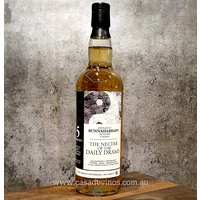 Bunnahabhain Staoisha 5 Years Old 2014 Single Malt Scotch Whisky 700ml By The Nectar