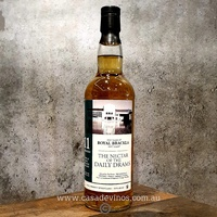 Royal Brackla 11 Years Old 2009 Bourbon Cask Single Malt Scotch Whisky 700ml By The Nectar