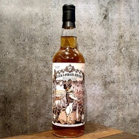 Jacks Pirate Island 17 Years Old 2000 Bourbon Cask Single Malt Scotch Whisky 700ml