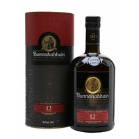 Bunnahabhain 12 YO Single Malt Whisky  700ml