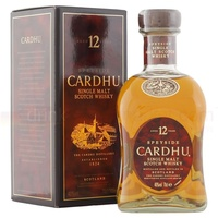 Cardhu 12yo Single Malt Scotch Whisky 700ml