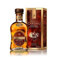 Cardhu 18yo Single Malt Scotch Whisky 700ml