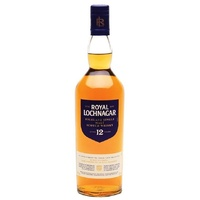 Royal Lochnagar 12 yo Single Malt Scotch Whisky 700ml