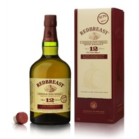 Redbreast 12yo Cask Strength Irish Single Pot Still Whisky 30ml Sample