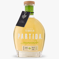 Partida Reposado Tequila 750ml