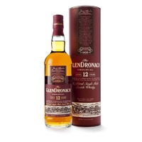 Glendronach Original 12 yo Single Malt Scotch Whisky 700ml - Online Offer
