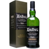 Ardbeg TEN Single Malt Scotch Whisky 10YO 700ml