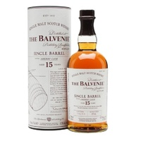 Balvenie 15yo Single Cask Single Malt Whisky700ml