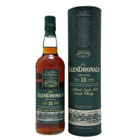 Glendronach Revival 15yo Single Malt Scotch Whisky 700ml