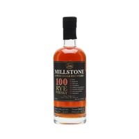 Millstone 100 Dutch Rye Whisky 700ml