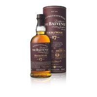 Balvenie 17yo Doublewood Single Malt Scotch Whisky 700ml
