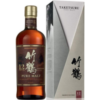 Nikka Taketsuru 12yo Pure Malt Japanese Whisky 700ml