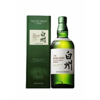 Hakushu Distillers Reserve Japanese Single Malt Whisky 700ml