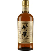 Nikka Taketsuru 21 Pure Malt Japanese Whisky 700ml