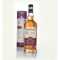 Tomintoul 12 Single Malt Whisky Port Finish 700ml