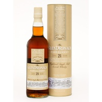 Glendronach 21yo Parliament Single Malt Whisky 700ml