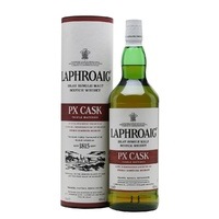Laphroaig PX Cask Islay Single Malt Scotch Whisky 1000ml