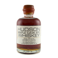 Hudson Maple Cask Rye Whiskey 375ml