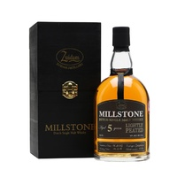 Millstone 5yo Lightly Peated Dutch Single Malt Whisky 700ml