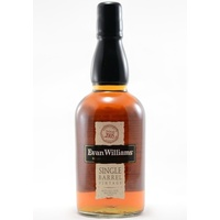 Evan Williams Single Barrel Bourbon Whiskey 2006 750ml