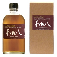 White Oak 8yo Old Sherry Butt #5148 500ml