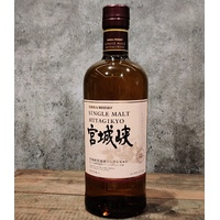 Nikka Miyagikyo NAS Single Malt Japanese Whisky 700ml