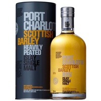 Bruichladdich Port Charlotte Scottish Barley Single Malt Whisky 700ml