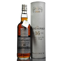 Glendronach 16yo Platinum Single Malt Scotch Whisky 700ml