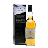 Caol Ila 17yo Unpeated 1995 Single Malt Scotch Whisky 700ml