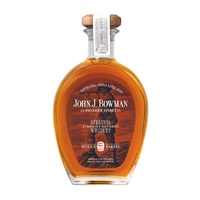 John J Bowman Straight Bourbon Whiskey 750ml