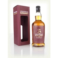 Springbank Burgundy 12 y/o Single Malt Whisky 700ml