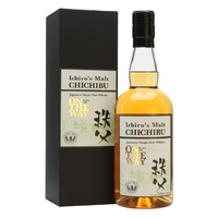 Chichibu On the Way 2015 Japanese Single Malt Whisky 700ml